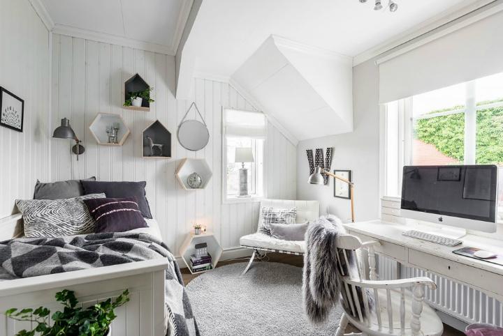 Scandinavian Interior With Character 35