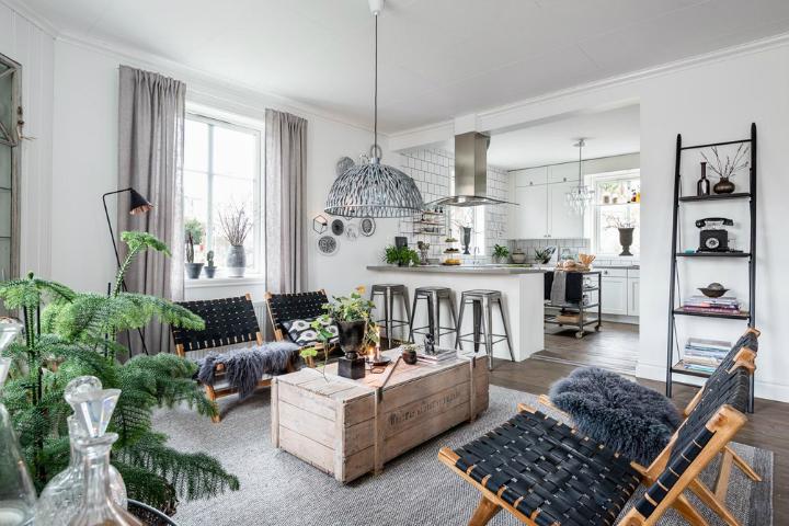 Scandinavian Interior With Character 6