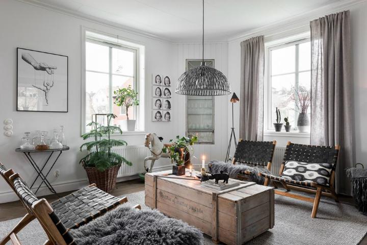 Scandinavian Interior With Character 8
