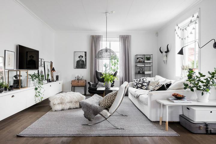 Scandinavian Interior With Character 9