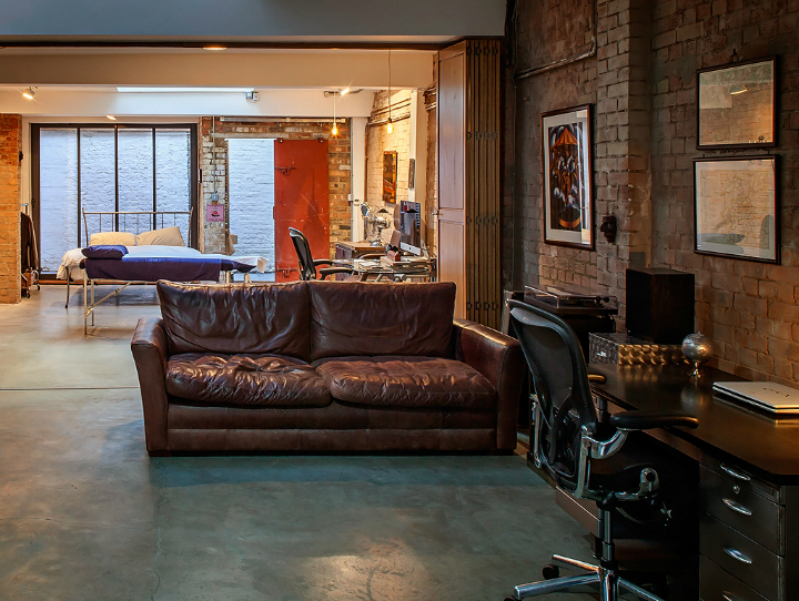 Shoreditch Warehouse Turned Into A Family Home 8
