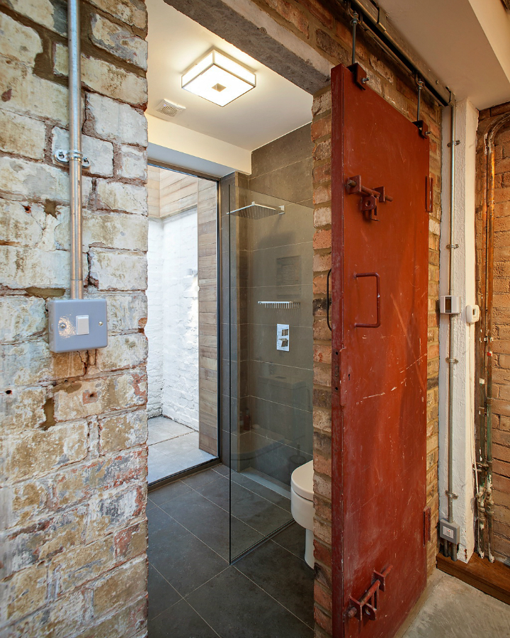 Shoreditch Warehouse Turned Into A Family Home 9
