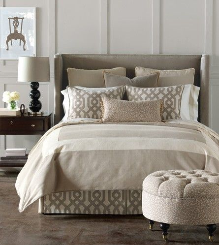 10 amazing neutral bedroom designs decoholic for Amazing bedroom ideas