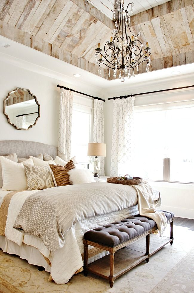 Wonderful 10 Amazing Neutral Bedroom Designs