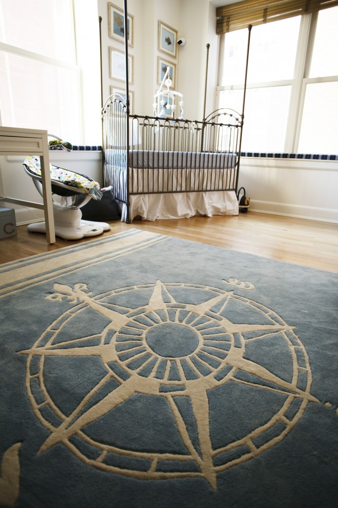 Nautical Themed Bedroom Decor: 10 Steps To Create The Best Boy's Nursery Room