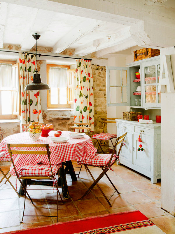 Colorful Rustic Cottage With Character 11