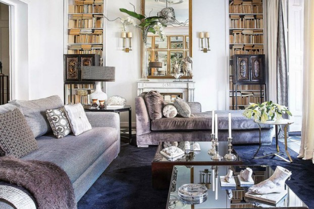 High Creative Interiors Mixing New And Old
