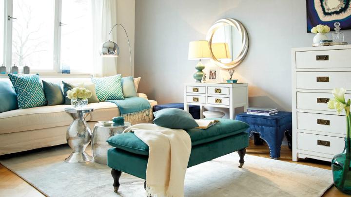 Feminine living room 11