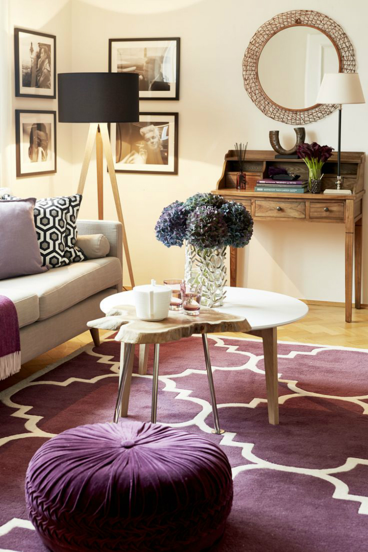 Apartment Living Room Design: How To Add Feminine Touches To Your Living Room