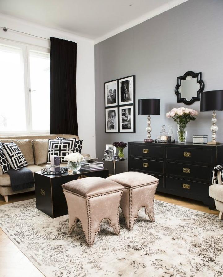 Feminine living room 8