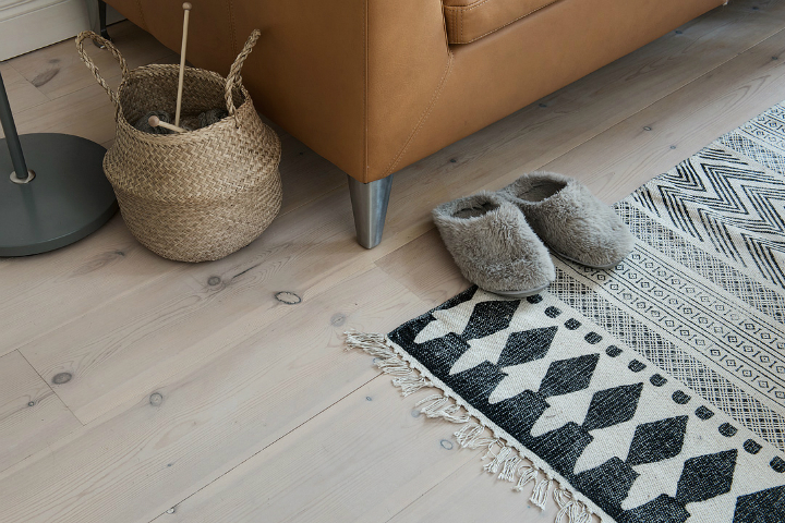 Lightful and Fresh Scandinavian modern Apartment interior 11