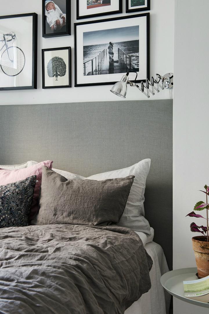 Lightful and Fresh Scandinavian modern Apartment interior 22