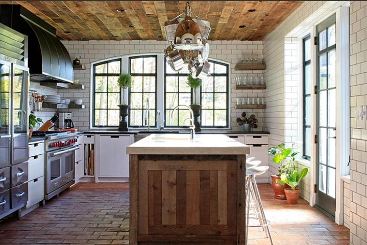 Beautiful European Cottage Interior