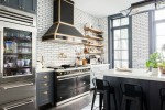 Alison's dream West Village townhouse interior 7
