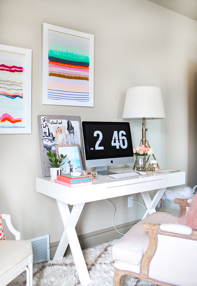 A Fashion Blogger S Home Office Decoholic