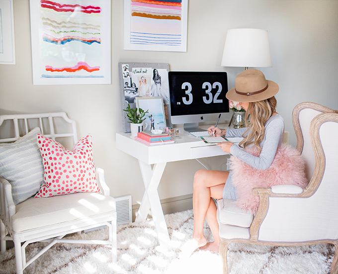 A Fashion Blogger 39 S Home Office Decoholic