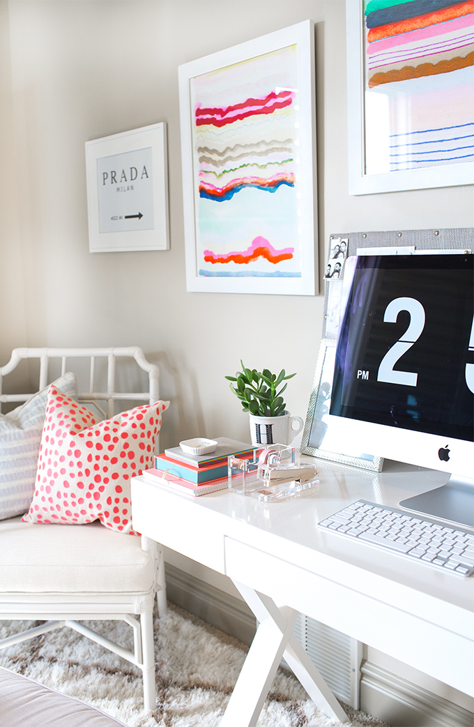 Fashion Blogger's Home Office 3