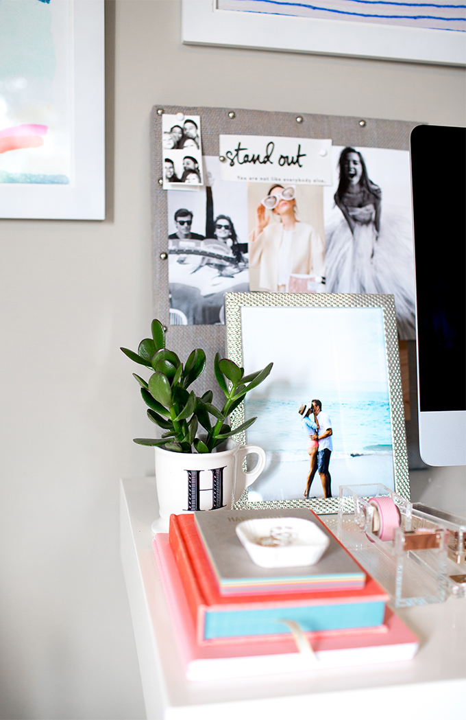 Fashion Blogger's Home Office 4