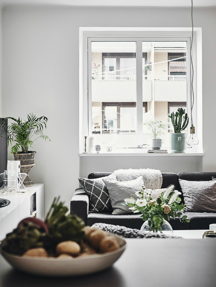 Grey Tones And Functionality scandi home interior 12