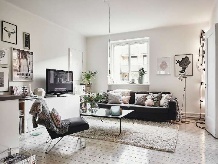 Grey Tones And Functionality scandi home interior 13
