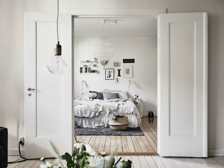 Grey Tones And Functionality scandi home interior 17