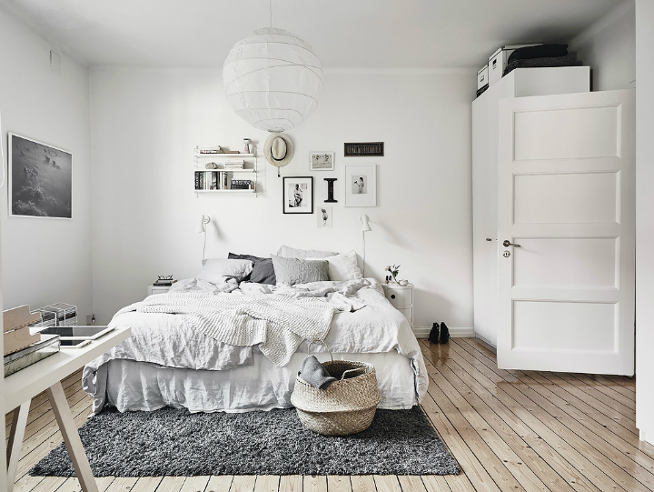 Grey Tones And Functionality scandi home interior 18