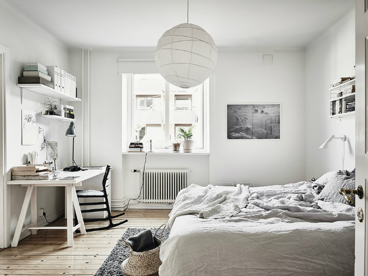 Grey Tones And Functionality scandi home interior 19