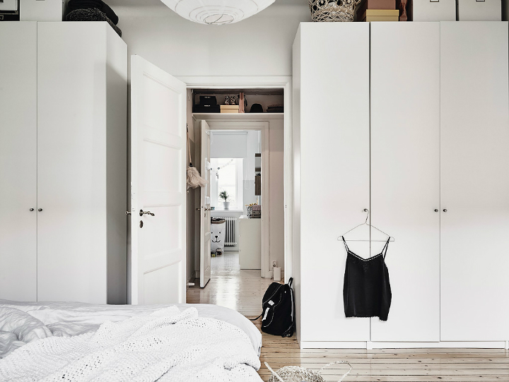 Grey Tones And Functionality scandi home interior 24