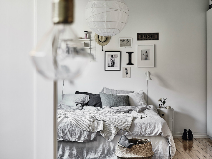 Grey Tones And Functionality scandi home interior 25