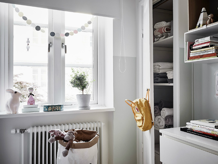 Grey Tones And Functionality scandi home interior 28