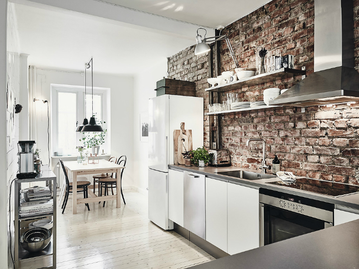 Grey Tones And Functionality scandi home interior 4