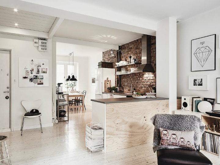 Grey Tones And Functionality scandi home interior 9