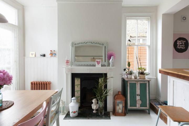 modern vintage home interior 14