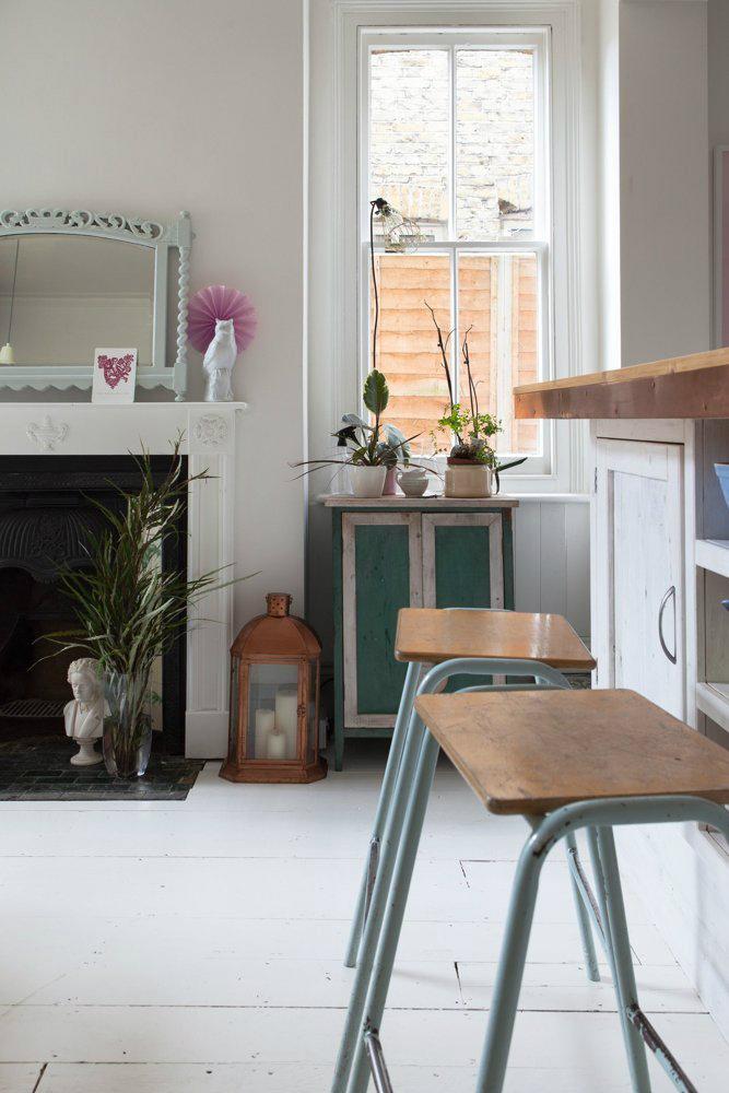 modern vintage home interior 15