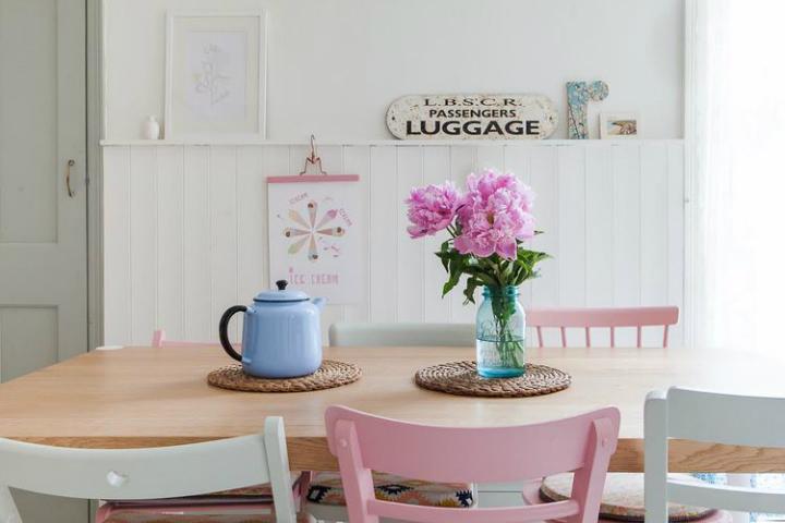 modern vintage home interior 5