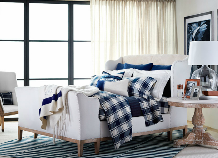 Ralph lauren home collections decoholic Ralph lauren home bedroom furniture
