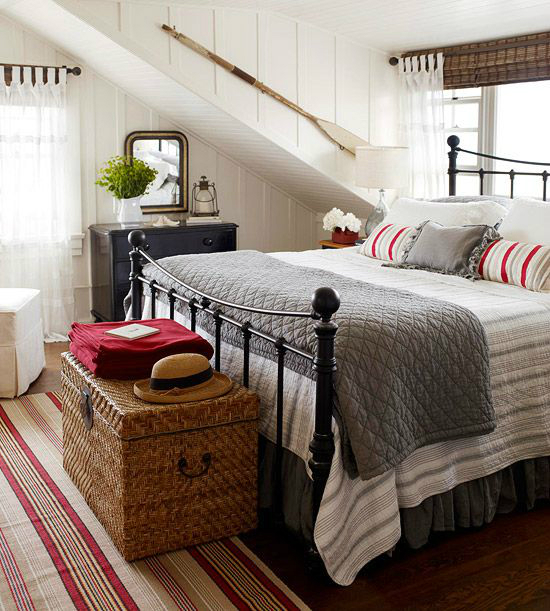 homes country how style bed on uk landscape achieve the stylist to tips cottages cottage interiors