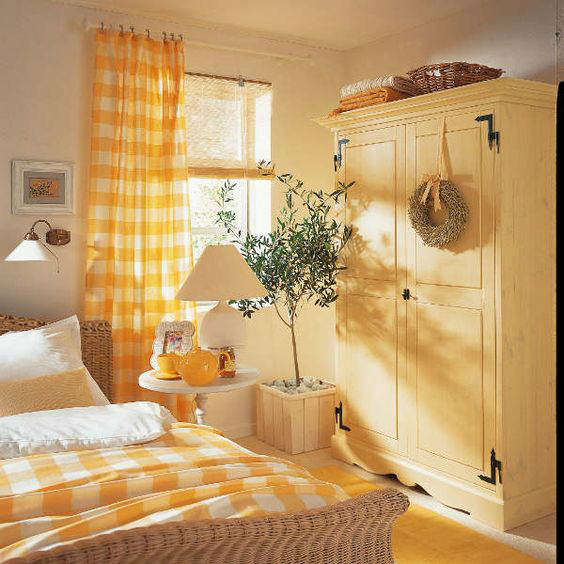 Cottage Style Bedroom design  6