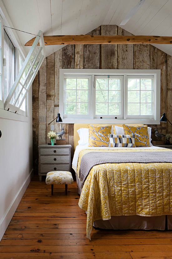 Cottage Style Bedroom Design 10