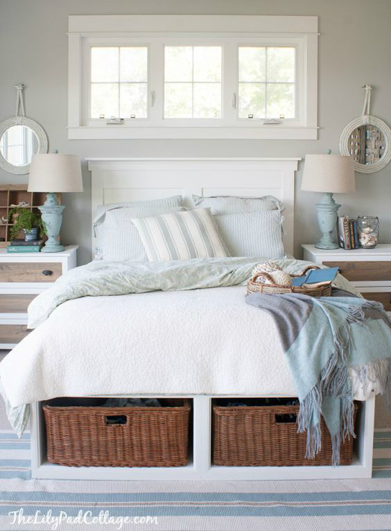 10 Steps to Create a Cottage-Style Bedroom | Decoholic