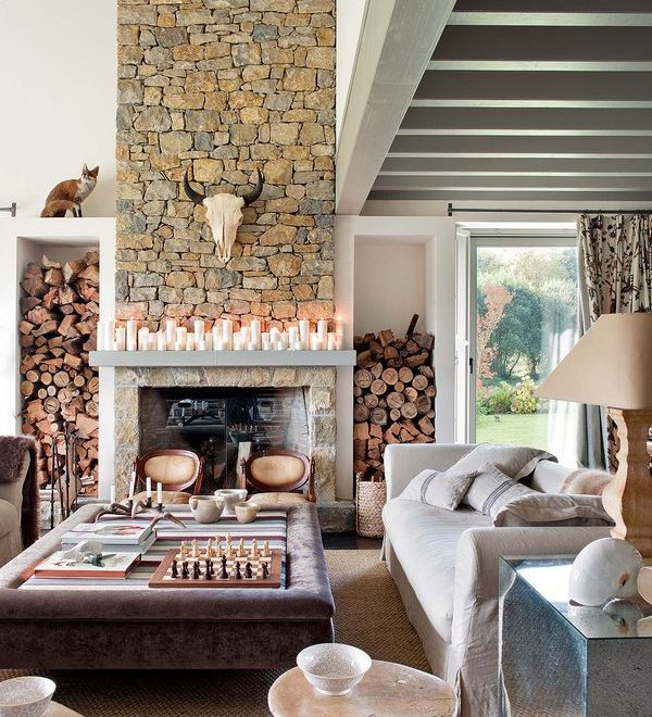 Elegant And Sophisticated Restored Old Barn