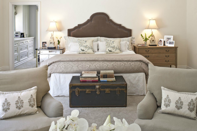 Mismatched Bedside Tables 10
