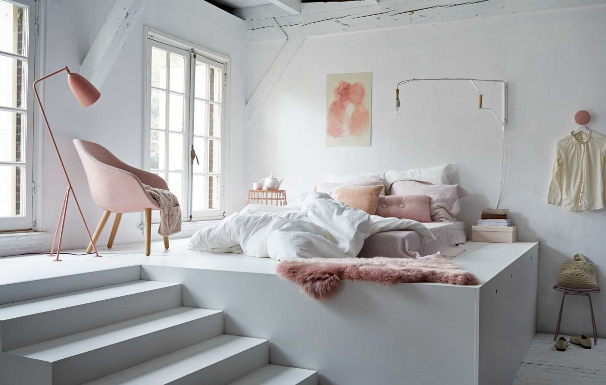 Brilliant Pastel Bedroom Design Ideas - Decoholic