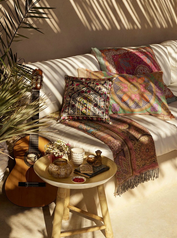New Zara Home Spring Summer 2016 Gypset Home Collection 10