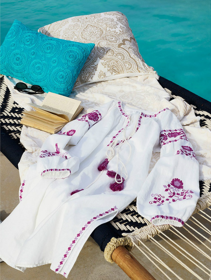 New Zara Home Spring Summer 2016 Gypset Home Collection 16