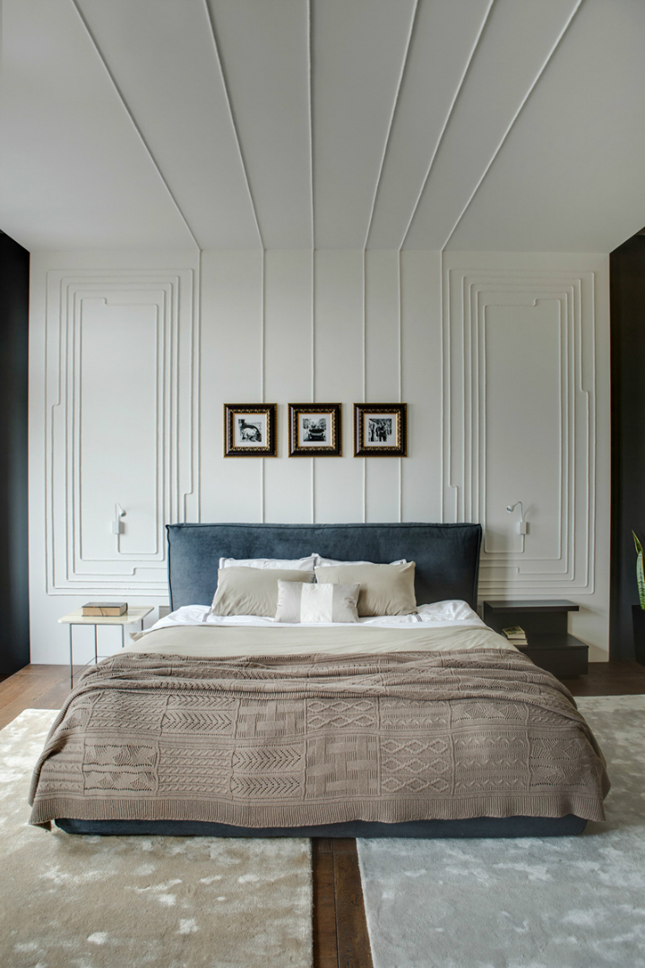 A Cozy Open Interior 10