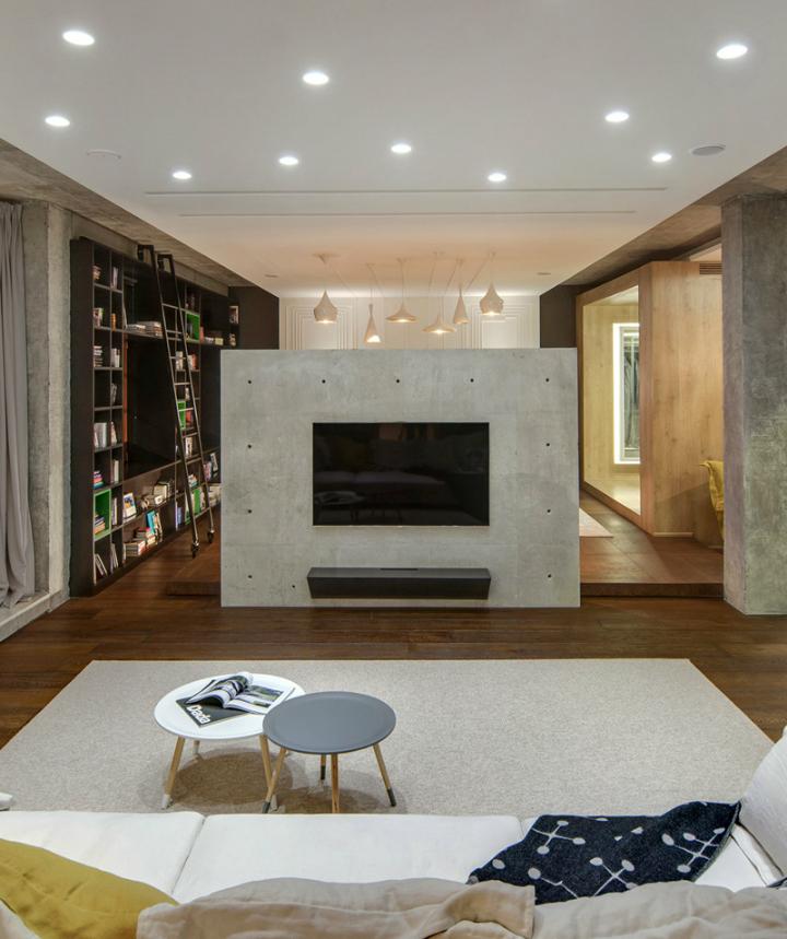 A Cozy Open Interior 9