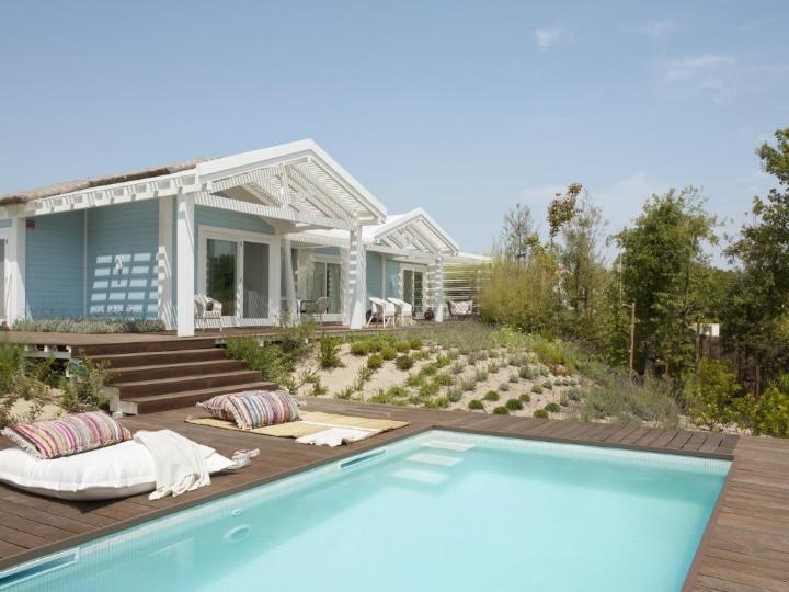 Modernized Cottage Style home exterior 22