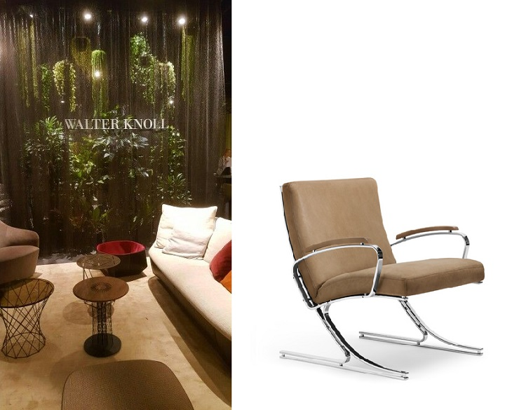 walter knoll salone del mobile milano 2016 berlin chair
