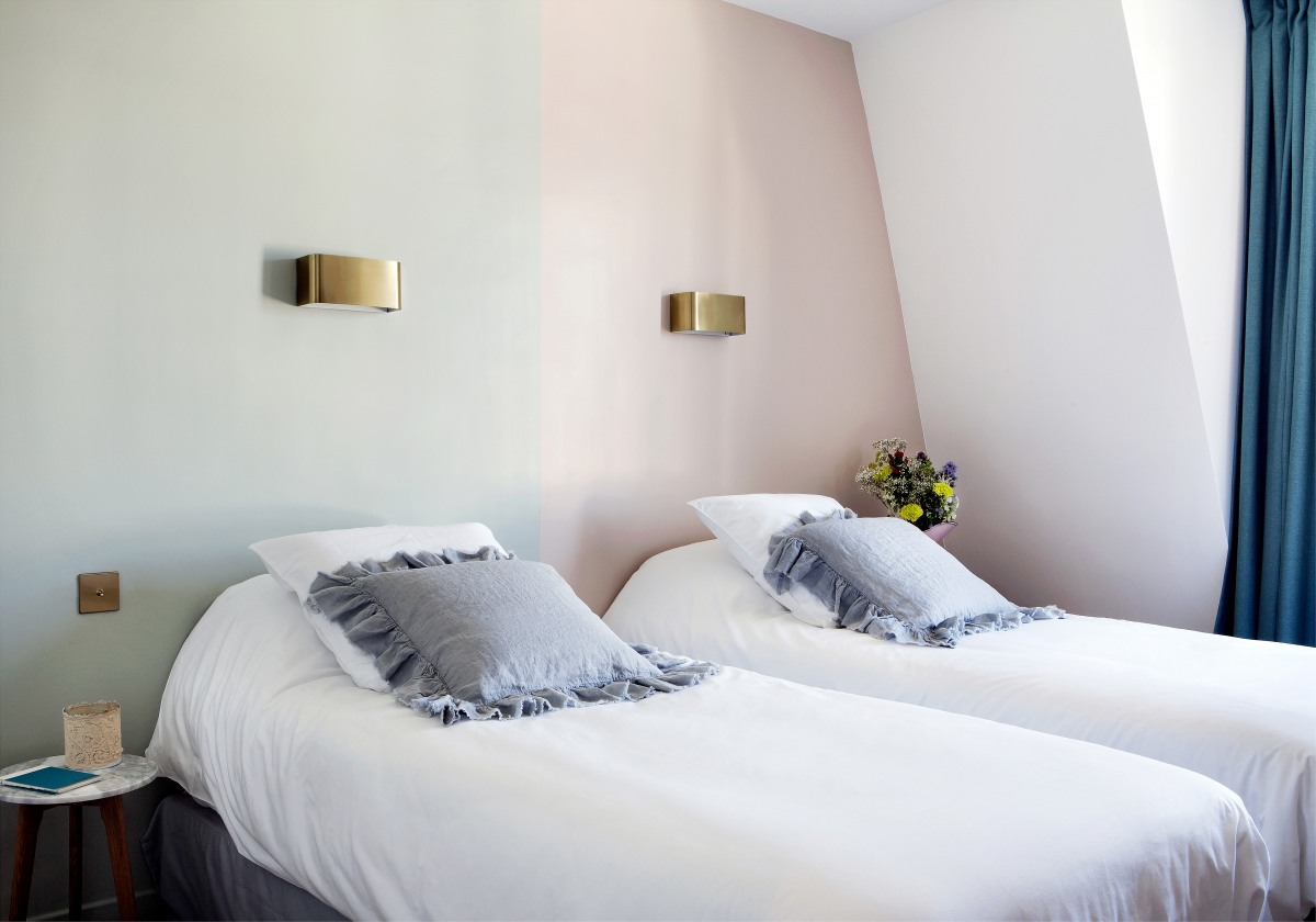 Budget Friendly Boutique Hotel In Paris With Trendy Decor 14